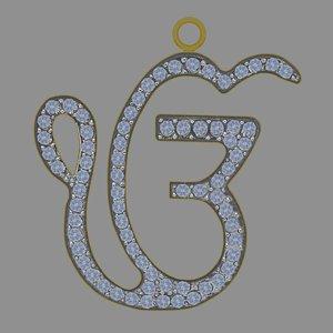 Ek Onkar Symbol model