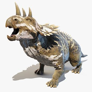 Regaliceratops Animated 3D model