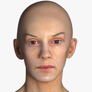 head human real 3D
