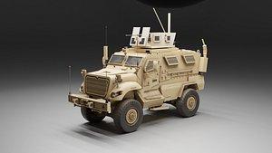 maxxpro tank navistar 3D