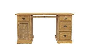 3D Wooden Desk