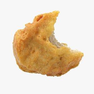 Realistic Chicken Nugget 4 model