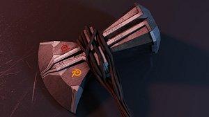 Stormbreaker 3D model