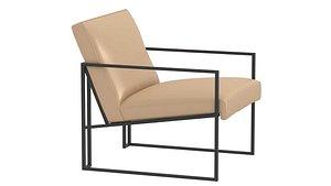 3D MKT Kennedy Armchair