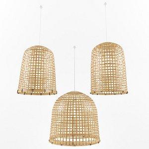 luminaires indoor outdoor lighting 3D model