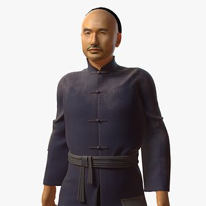 qing dynasty chinese model