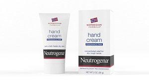 neutrogena dry hand 3D