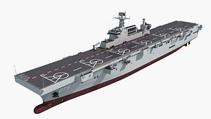 3D chinese navy type