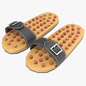 shoe slipper 3D