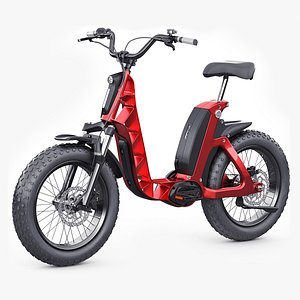 Electric Bicycle model