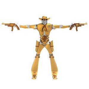 13 vigilante 8 3D model