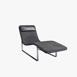 3D Landscape Chaise V1