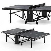 Indoor Sponeta SDL black tennis table