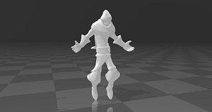Malzahar 3D model