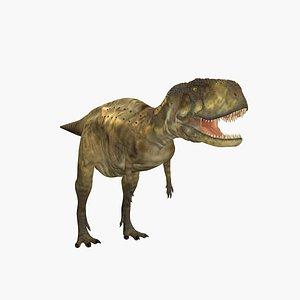 3D Abelisaurus