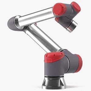 Collaborative Robot Rigged for Maya model