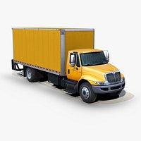 International DuraStar 4300 2axL Box truck