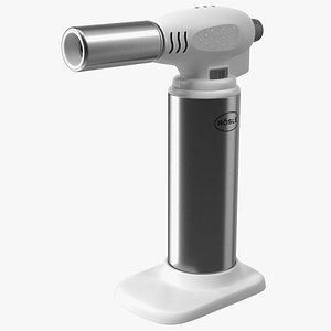 Rosle 12844 Kitchen Torch Off 3D model