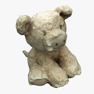 Plush Animal 24 3D model