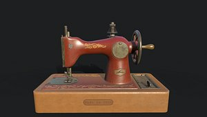 3D sewingmachine sewing