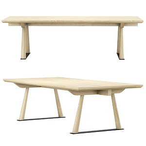 allee maintenon table model
