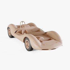 3D 1964 Lotus 30