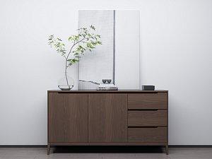 Modern Style Console - 009 model