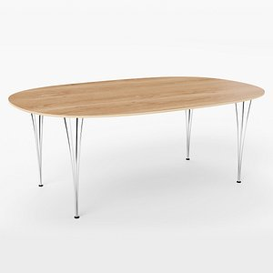 table hansen 3D