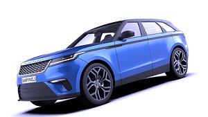 3D Range Rover Velar2020