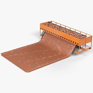 road paving systems 3D