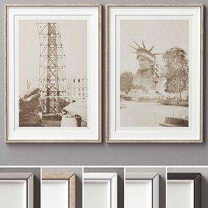 3D frames set-199 picture