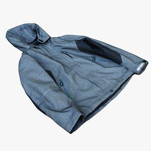 3D Clothes 231 Jacket