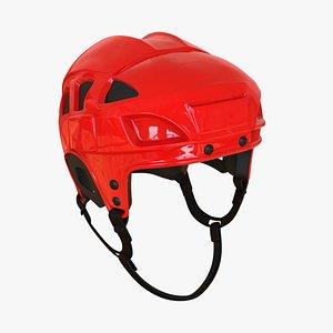 helmet player 3D model