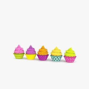 3D Cupcake