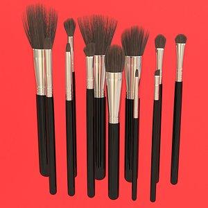set brush 3D
