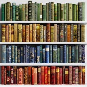 Classic Books 22 3D