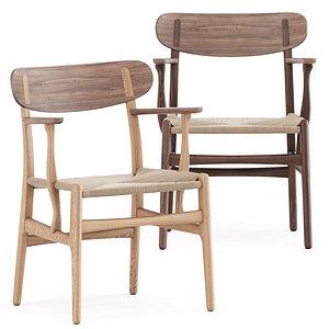 3D chair ch26