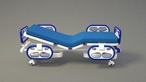 Holspital bed model