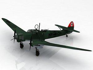 Focke-Wulf Fw 58 Weihe model