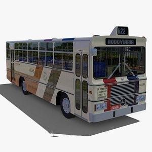 3D model Ciferal Urbano MB LPO 1113 Nossa Senhora de Lourdes
