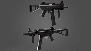 UPM45 Gun 3D