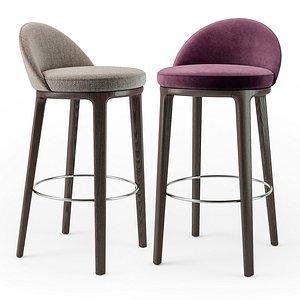 lema lucylle stool 3D model
