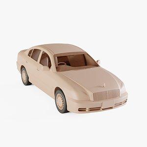 3D model 2003-2010 Nissan President