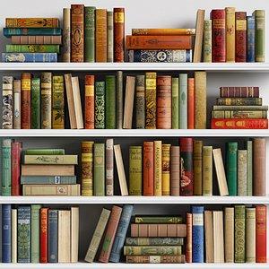3D Classic Books 21