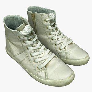 shoes sneakers 3D model