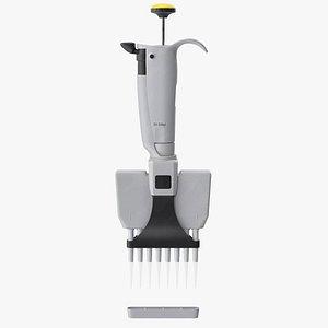 microliter pipette micro model