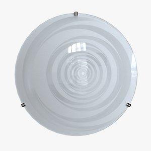 3D model Wall light Print Tunnel