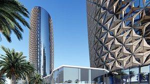 3D facade parametric