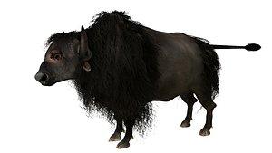 yak 1 bull model