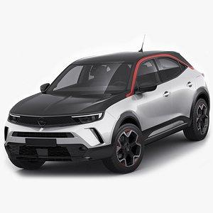 3D Opel Mokka 2021